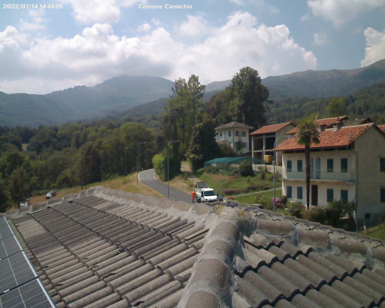 Webcam Comune di Canischio
