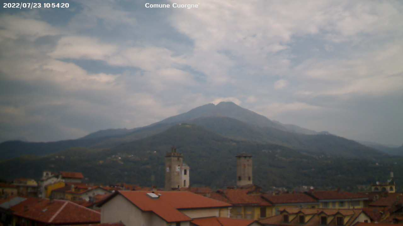 Webcam Cuorgnè (TO)