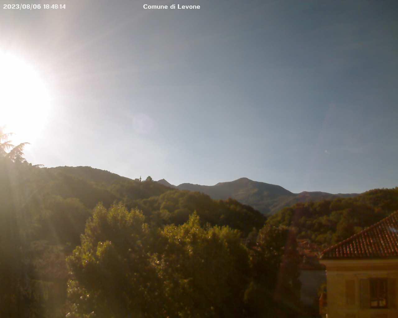 Comune di Levone - webcam