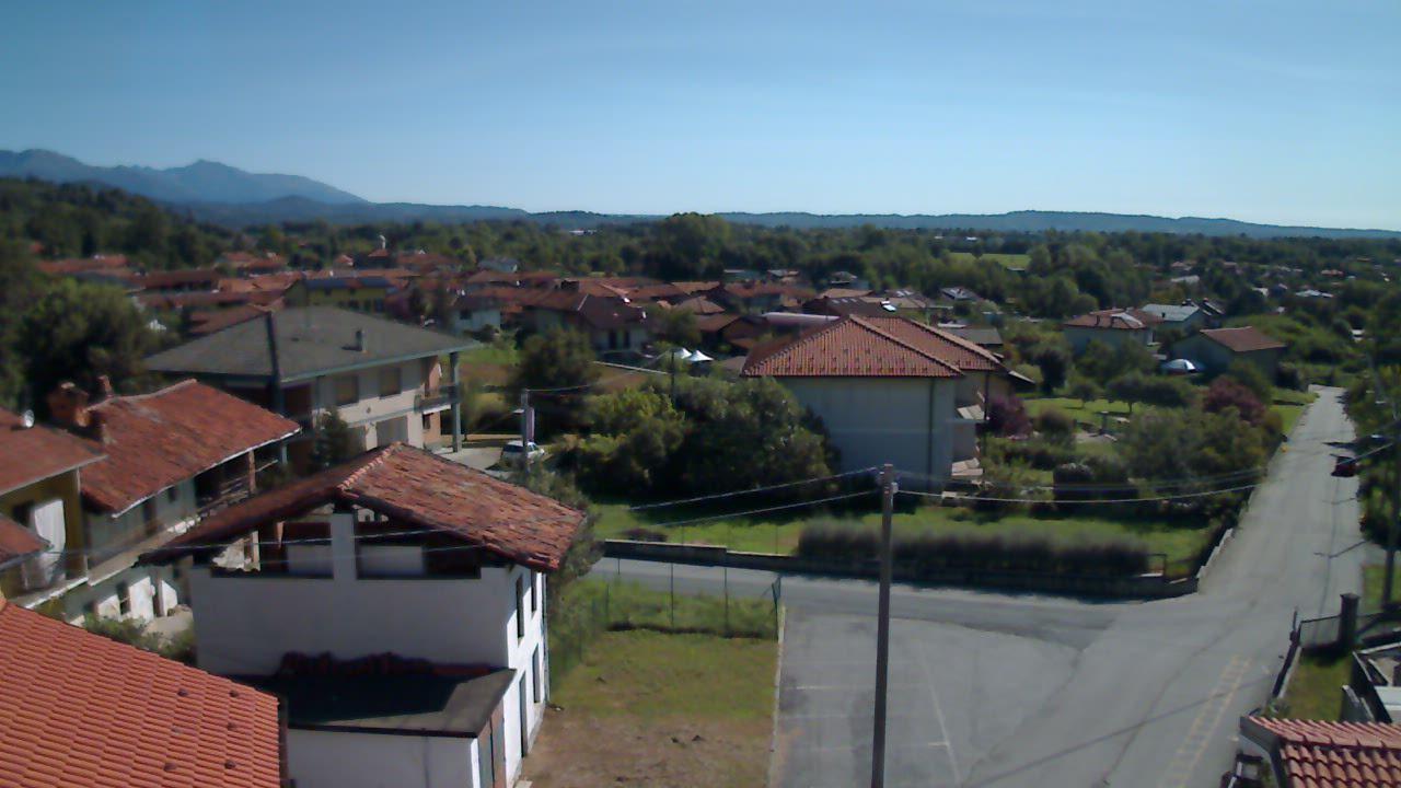 Comune di Pertusio - webcam