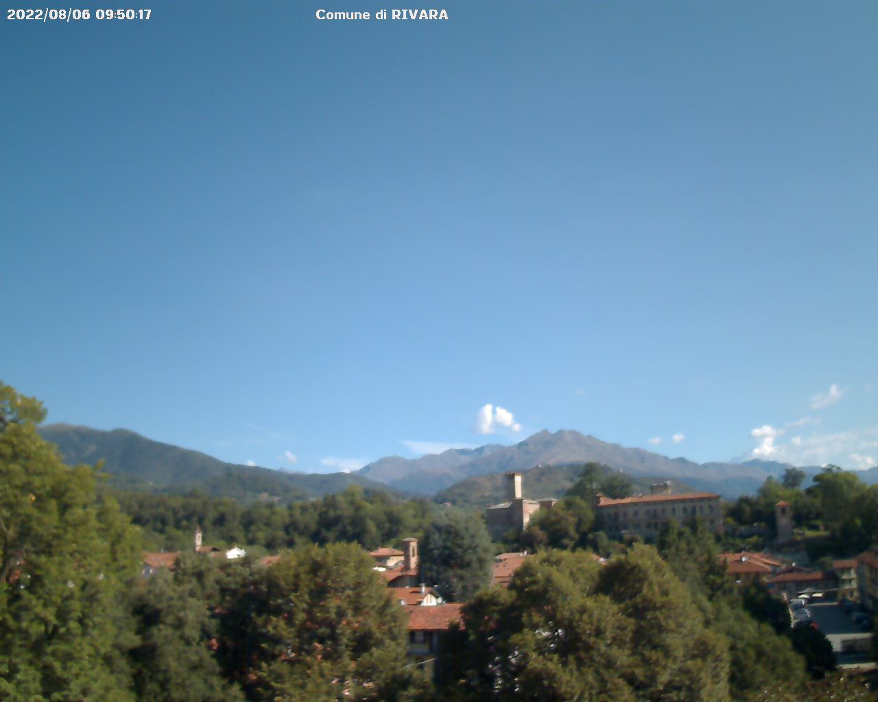 Webcam Rivara (TO)